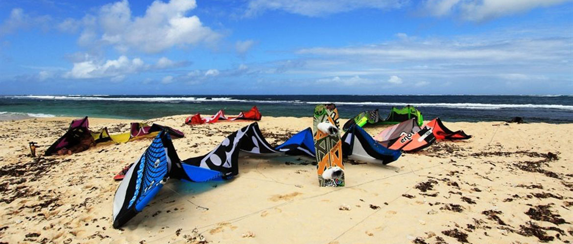 Mauritius Kite Surf South East Otentic Eco Tent Experience